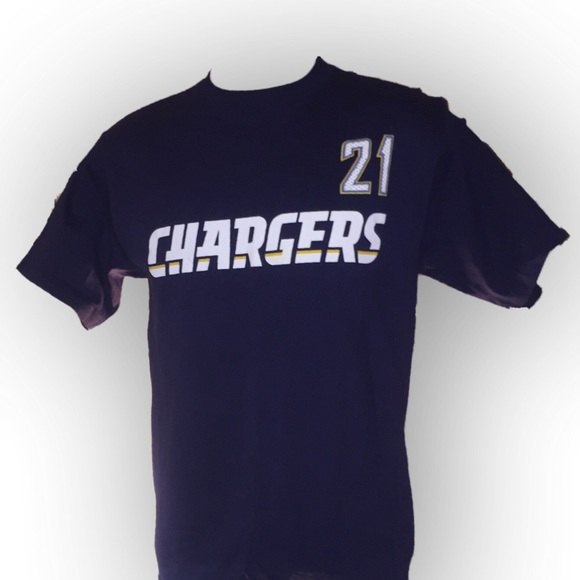 cbc534fd Very Sharp LA Chargers Tomlinson T-Shirt